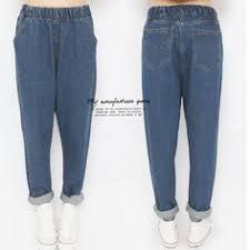 2018 <b>Boyfriend</b> Jeans for women <b>Harem Pants</b> Women Trousers ...