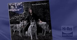 <b>Steve Hackett</b> – <b>Wolflight</b> - DVD 5.1 surround review - Hi-Res Edition