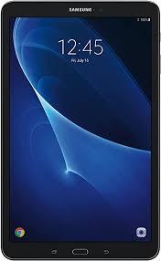 Samsung Galaxy Tab A SM-T580NZKAXAR 10.1-<b>Inch</b> 16 GB, Tablet