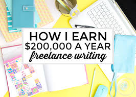 how i earn writing online content making sense of cents