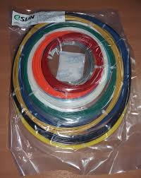 Купить <b>Комплект ABS-пластика ESUN 1.75</b> мм Для 3D ручек, 14 ...