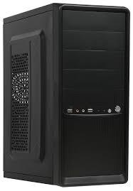 Компьютерный <b>корпус Winard 3010</b> 450W Black — купить по ...