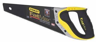 "<b>Ножовка</b> по дереву <b>Stanley</b> ""<b>Jet</b>-Cut Fatmax"", 38 см"