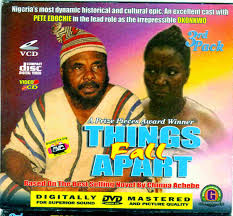 Image result for things fall apart movie