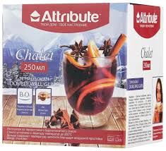 Купить <b>Attribute Бокал Chalet 250</b> мл ATG101 по низкой цене с ...