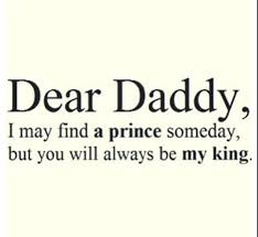 Cute daddy's little girl quote | Quotes | Pinterest
