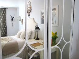 hometalk mirrored closet door makeover charming mirror sliding closet doors toronto