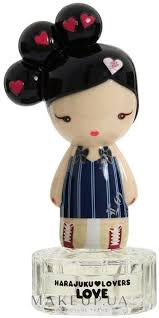 Harajuku Lovers <b>Harajuku Lovers Love</b> - <b>Туалетная</b> вода (тестер с ...