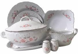 <b>Сервиз столовый Rococo</b>.<b>Бледная</b> Роза – купить в Оренбурге ...