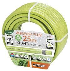 """<b>Шланг Claber</b> Aquaviva <b>Plus</b> 3/4"""" 25 метров — купить по выгодной ..."""