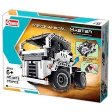 «Радиоуправляемый <b>конструктор Qihui Mechanical Master</b> 2 в 1 ...