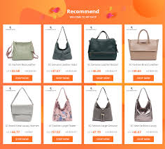 SC Luxury <b>Genuine Leather Women Shoulder</b> Bag Ladies Round ...