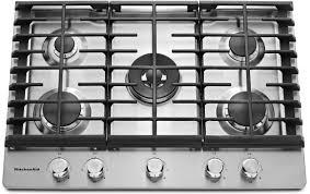 Kitchen Aid Appliances Reviews Reviews For Kcgs550ess Kitchenaid 30 5 Burner Gas Cooktop With