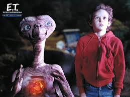 「E.T. The Extra-Terrestrial」の画像検索結果