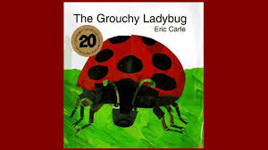 home finding children s books in the occc library libguides at book cover for the grouchy ladybug