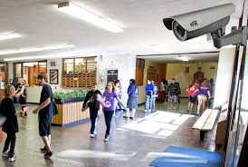 Image result for installing security cameras in school