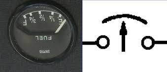 e type fuel temp oil ammeter gauge wiring diagram symbols temp oil ammeter gauge wiring diagram symbols gauge