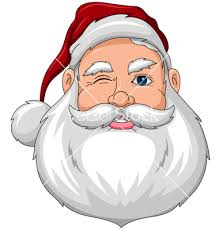 Image result for free image santa winking