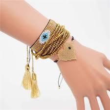 <b>Go2boho Perles MIYUKI Bracelet</b> Instagram Heart Bracelet Pulseras ...