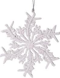 """Новогоднее подвесное елочное <b>украшение</b> Magic Time """"Белая ..."""