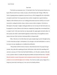 fast food problem and solutions essay english essay   studentshare fast food problem and solutions essay