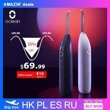 Big Discount #3586a - <b>Oclean W1 Smart</b> Oral Irrigator Cordless ...