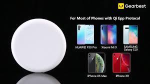 <b>Xiaomi 20W High</b> Speed Wireless Charger - Gearbest.com