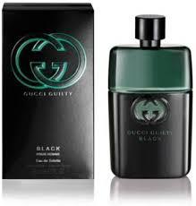 Buy <b>GUCCI Guilty Black</b> Pour Homme Eau de Toilette - 90 ml Online ...