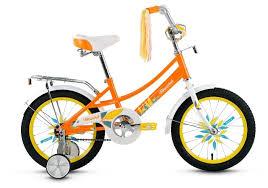 Детский <b>велосипед FORWARD Azure</b> 16 (2019) — купить по ...