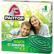 Спираль от <b>комаров</b> без запаха 10 шт. ROSSISKAYA DISTRIBOU ...