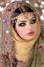 arabic luxury makeup