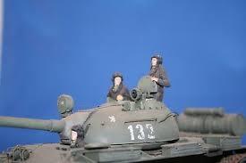 Peddinghaus-Modellbau <b>1/35</b> 0163 Russian Tank Crew 1960 | eBay