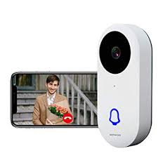 <b>WiFi</b> Video Doorbell,<b>960P</b> HD Camera <b>Smart</b> Wireless Doorbell ...