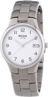 Наручные <b>часы Boccia</b> Titanium <b>3122-10</b> — купить в интернет ...