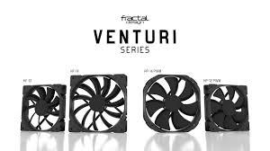 <b>Вентиляторы</b> Venturi от <b>Fractal Design</b> . - YouTube