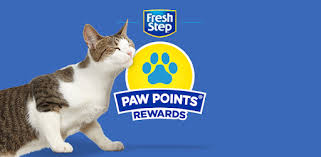 Paw Points® Rewards by <b>Fresh Step</b>® Litter - Apps on Google Play