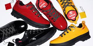 Timberland x <b>Supreme</b> Euro Hiker Low Release | Parfaire