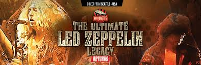 No Quarter - The <b>Led Zeppelin</b> Experience - Revesby Workers Club