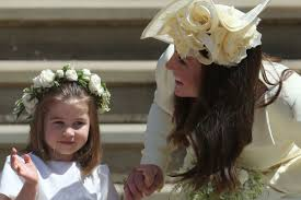 The <b>flower girl</b> dresses behind Meghan Markle's drama with Kate ...