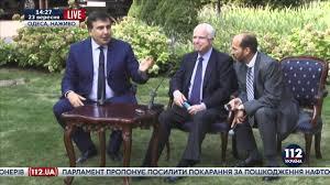 Саакашвили и <b>Маккейн</b> дали совместный брифинг, - полное видео