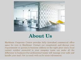 markham corporate centre 2 address office centre