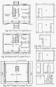 Wooden Doll House Plans   How to Make a Wooden Doll House    Plans of Doll house and Patterns for  itions