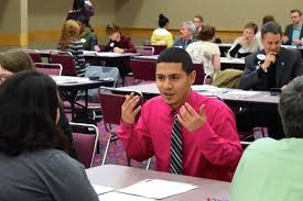 expo students sharpen their job search chops mock fully 966 students had one on one mock interviews this year thanks to the stellar volunteers of the portland human resource management association phrma