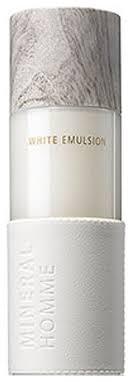 <b>Эмульсия для лица осветляющая</b> Mineral Homme White Emulsion ...