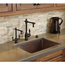 hammered copper kitchen sink: bistro in antique the bistro hand hammered copper kitchen sink is a deep well sink