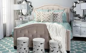 splashy quatrefoil mirror method other metro contemporary bedroom decorators with becker mirror bedroom blue boudoir cloud stool glamorous mirror mirrored bedrooms mirrored furniture