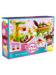 Купить игрушечные продукты для сюжетно-ролевых <b>игр</b> в ...