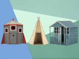 Best <b>kids</b>' playhouse: Teepees, cabins and cottages that are easy to ...