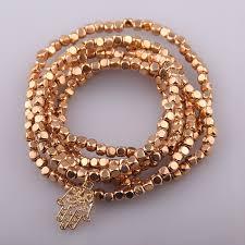 <b>Fashion Bohemian Tribal</b> Long Jewelry Square Beads long ...