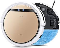 ILIFE V5s Pro, 2-in-1 Mopping,Robot Vacuum, Slim ... - Amazon.com